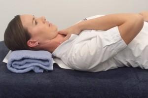 neck excercise
