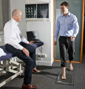 Brisbane Physio - Gait scan